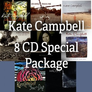 Kate Campbell - 8 CD Special Bundle