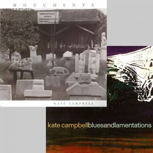 Kate Campbell - Monuments & Blues And Laminations